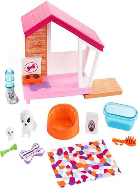 Barbie Barbienin Ev İçi Dekorasyon Aksesuarları Renkli